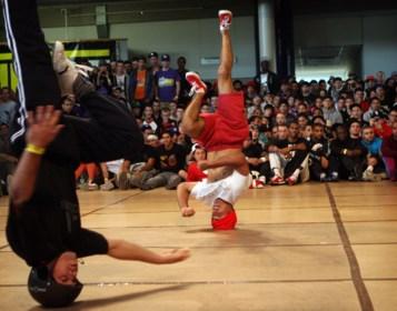 'Breakdance is en blijft de Formule 1 van de dans'