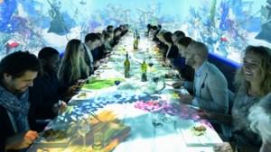 Bijzonder restaurantconcept: dineren 'op de zeebodem'