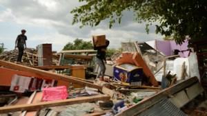 Dodental aardbeving Lombok blijft oplopen