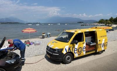 Meerijden met ANWB: Zon, strand en pech onderweg