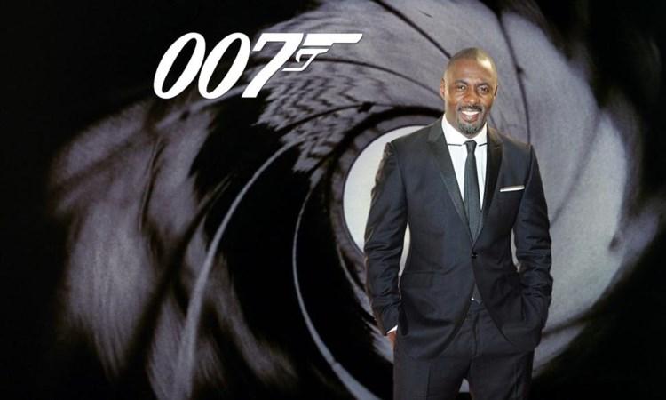 Wordt Idris Elba de nieuwe James Bond?
