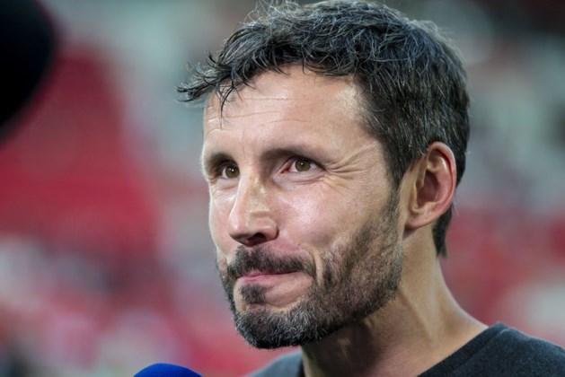Geslaagd eredivisiedebuut voor trainer Mark van Bommel