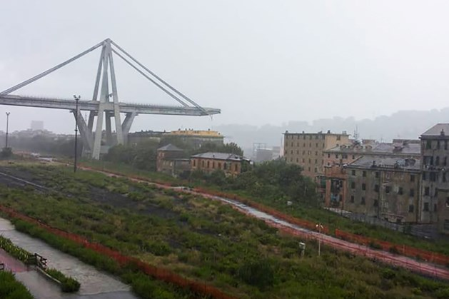 Genuaanse brug jarenlang onderwerp van debat