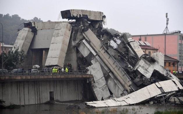 Aantal doden brugramp Genua op 43