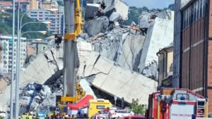 Justitie Italië doet onderzoek naar 20 mensen na brugramp Genua