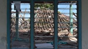 Weer doden door aardschokken Lombok