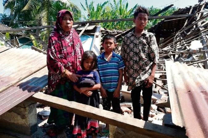 Roermondenaar biedt hulp op door aardbevingen geteisterd Lombok