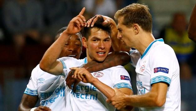 PSV zet grote stap naar hoofdtoernooi Champions League