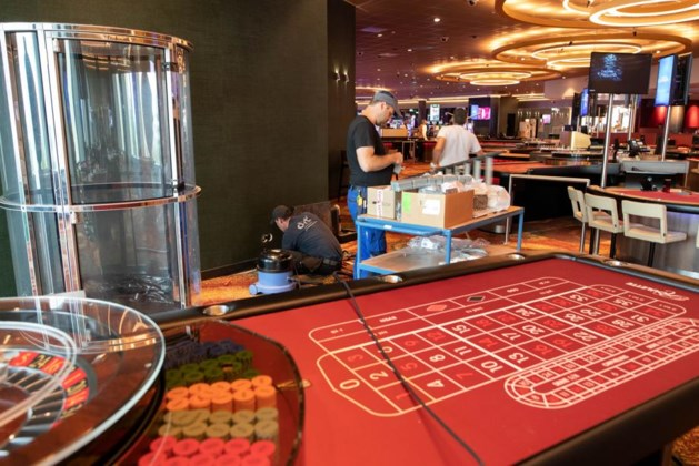 'Nieuw' casino Valkenburg bijna klaar