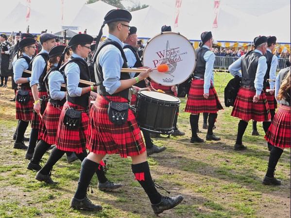 Korting dagprijs Schots Weekend in Bilzen (B)