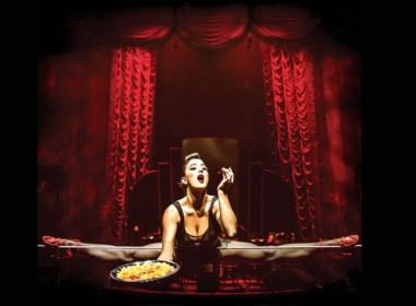 Circus belicht tijdens Cultura Nova wild Parijs
