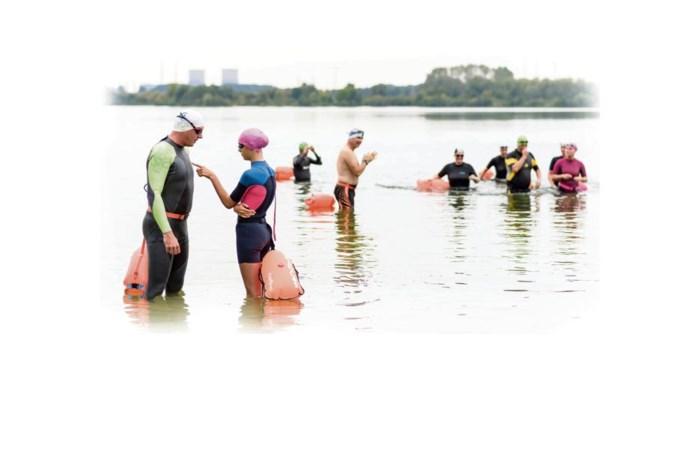 Trainen City Swim: 'De eerste keer ging ik na honderd meter dood'