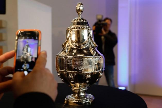 Klassieker in halve finale KNVB beker, Willem II ontvangt AZ
