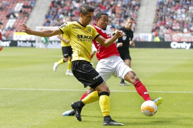 VVV flikt 't weer in uitduel: puntje in Utrecht