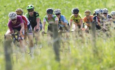 UitFietsen test de route van de Ladies Tour in het Weerterland