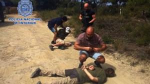 'Brech was verbaasd toen hij de politie zag'
