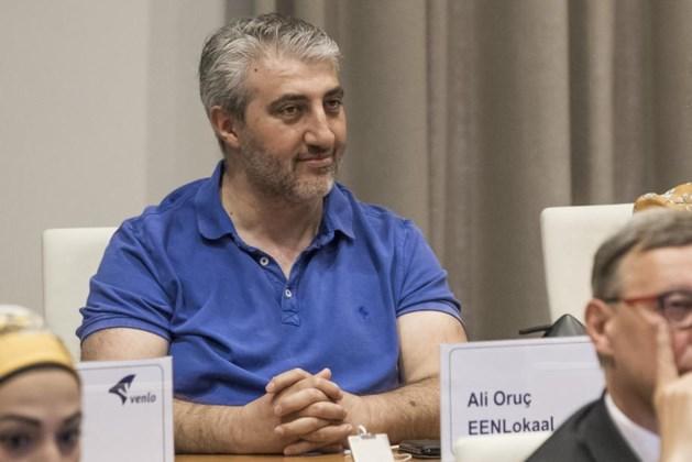 Venloos raadslid Ali Oruç uit fractie EENLokaal