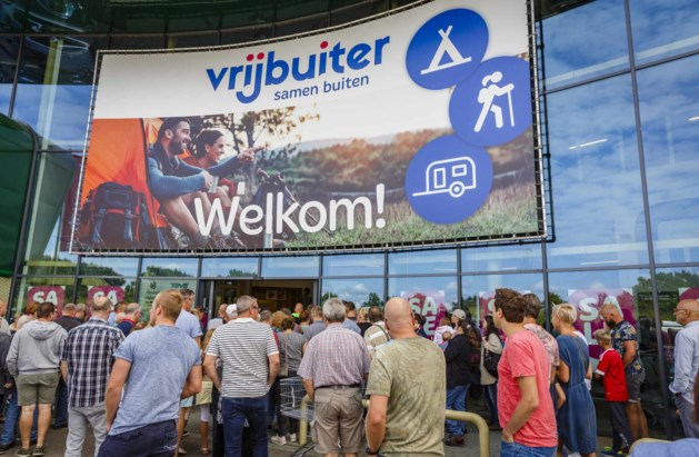 Emoties bij laatste dag Vrijbuiter: 'er kwamen zelfs klanten uit Amsterdam'