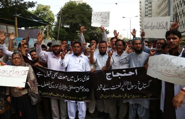 Vreugde in Pakistan om besluit Wilders