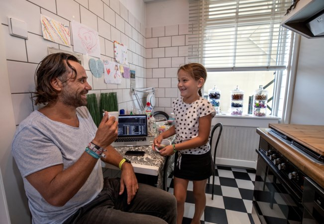 Bij Ironman-held Mathon zit het slijm soms aan de muur