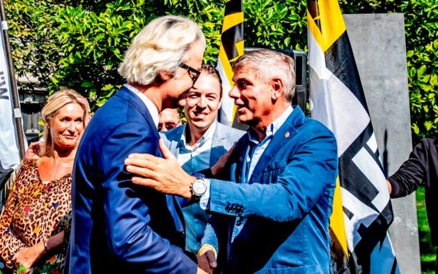Bezoek Wilders aan Antwerpen kalm verlopen
