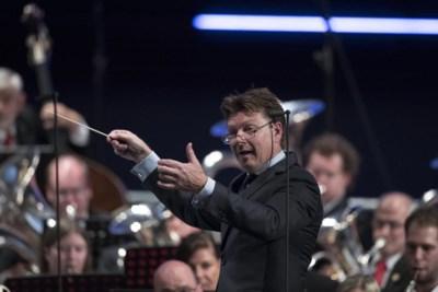 Frenk Rouschop: 'Muziek is de baas, sociaal doen we aan het buffet'