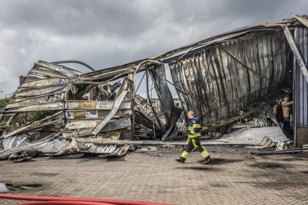 Oorzaak grote brand Panningen niet te achterhalen