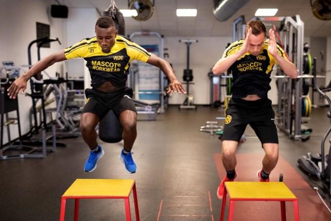 Vergeten voetballers van Roda knokken zich terug