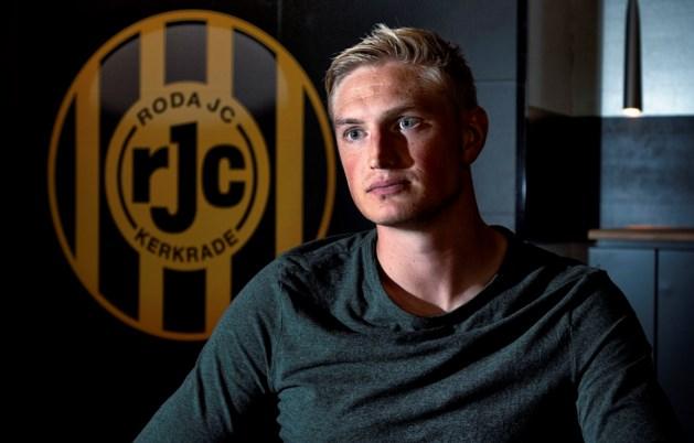 Verburgh vervangt afwezige Jensen bij Roda