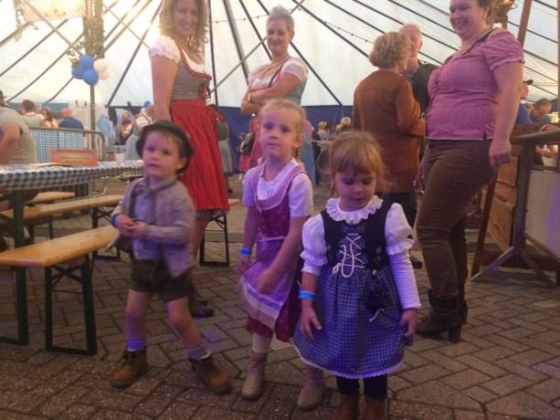 Ubachsberg loopt uit voor volksfeest