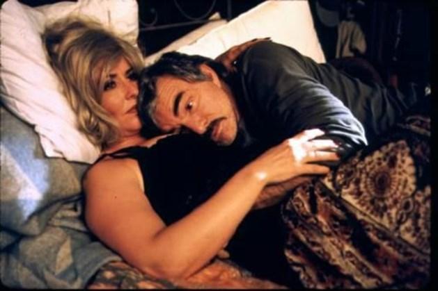 Angela Groothuizen lag twee dagen in bed met Burt Reynolds