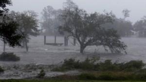 Orkaan Florence verwoest alles op haar pad