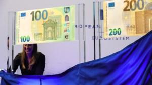 ECB onthult nieuwe biljetten 100 en 200 euro