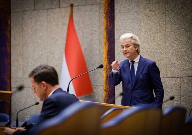 Wilders botst hard met DENK: 'Oprotten'