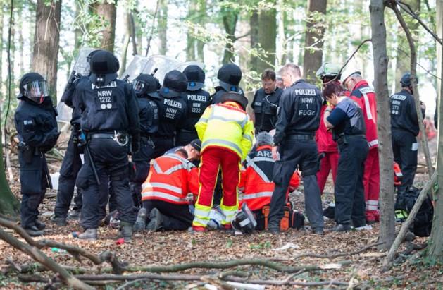 Journalist overleden na val in Duits 'bruinkoolbos'
