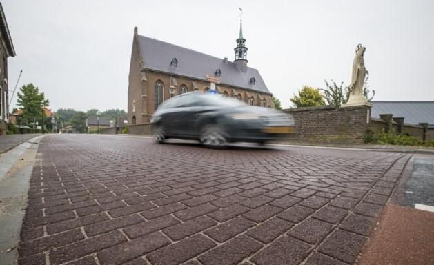 Experiment met streetprint in Broekhuizen mislukt