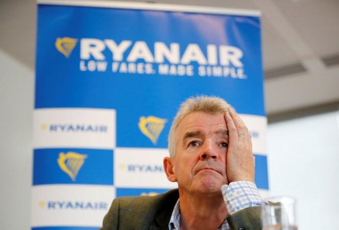 'Het ligt niet in de aard van Ryanair-baas O'Leary om een compromis te zoeken'