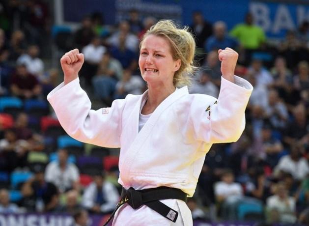 Goud voor judoka Franssen in Abu Dhabi
