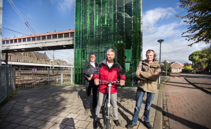 'Fietsbrug over het spoor in Maastricht is een must '