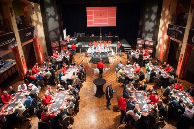 Voorronde NK Poker in Heerlen