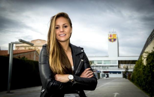 Is Lieke Martens op tijd fit voor Oranje?