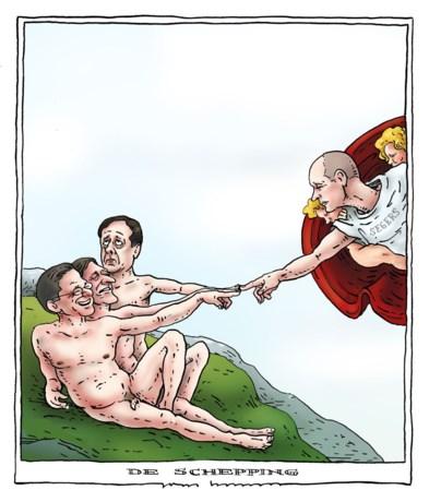 Cartoon De Limburger in de prijzen