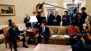 Beck Dorey-Stein: 'Ik was de 'professionele stalker' van Obama'