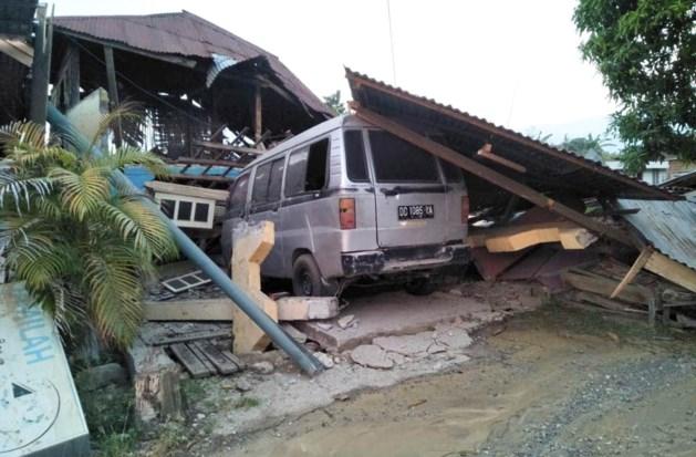 Rutte betuigt medeleven met Sulawesi