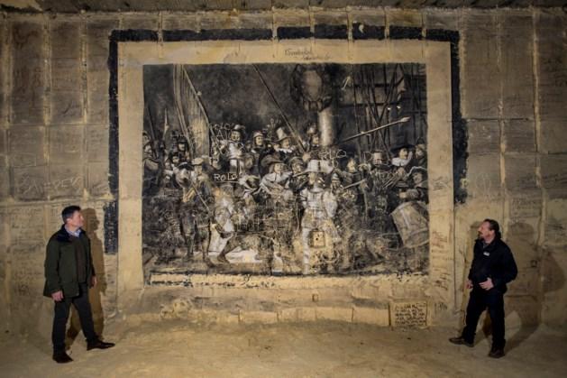 Restauratie replica Nachtwacht in Zonneberg gaat van start
