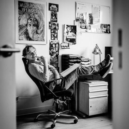 Schrijver zonder boeken: 'Zodra het af is zegt telkens een stemmetje in me: het moet anders'