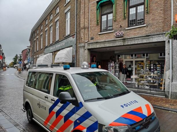 Gewapende overval tabakszaak Meerssen, politie houdt man aan