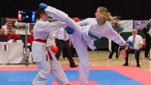 WK Madrid: karateka's na thriller uitgeschakeld