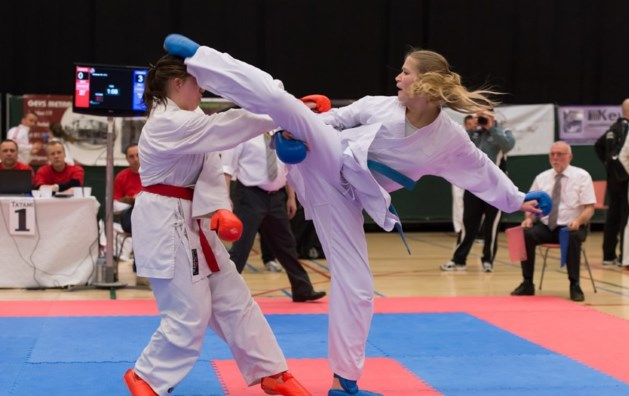 Karateka Creemers met landenploeg nog in race op WK