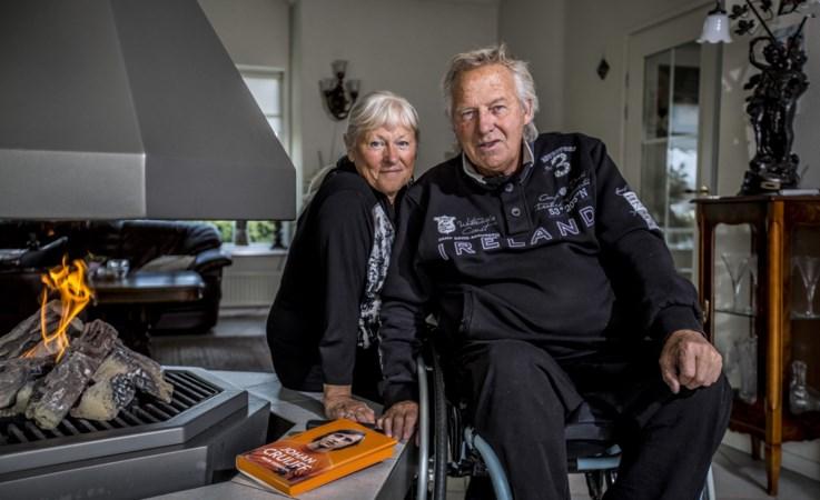 Dochter Koos Alberts zegt haar pa gedag: ontroerend en recht uit 't hart